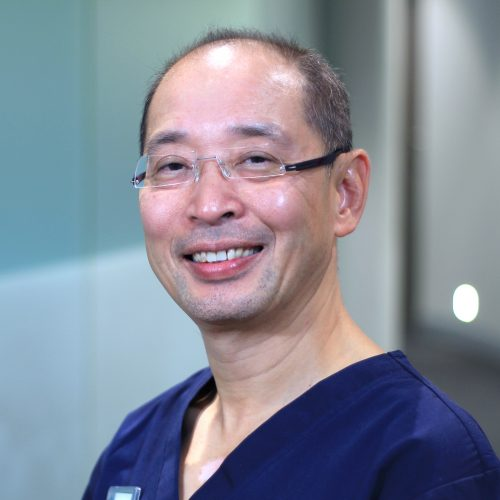 Dr James Ngo