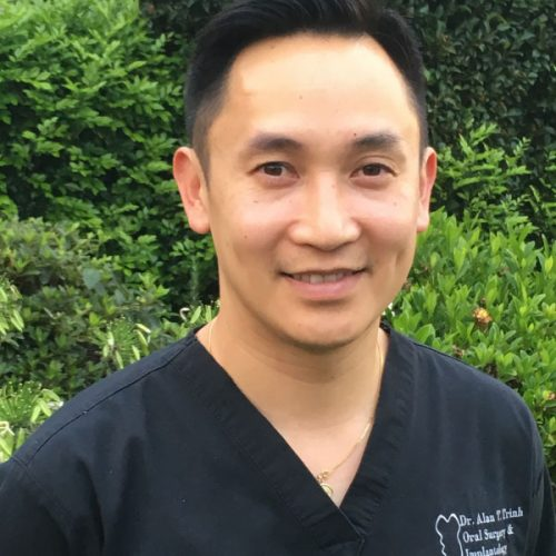 Dr Alan Trinh